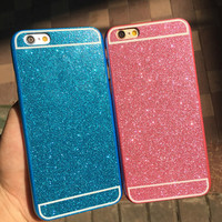 Shining Case Cover for iPhone 5s 6 6s Plus Gift-157