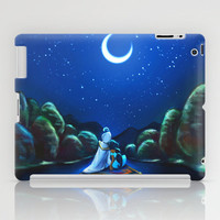 Aladdin A Wondrous Place iPad Case by Alice X. Zhang