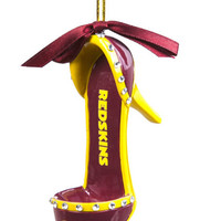 Washington Redskins Shoe Ornament