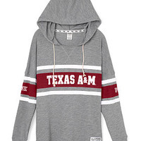 Texas A&M Varsity Pullover Hoodie - PINK - Victoria's Secret