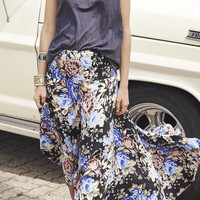 Cupshe Day In Paradise Bohemian Skirt