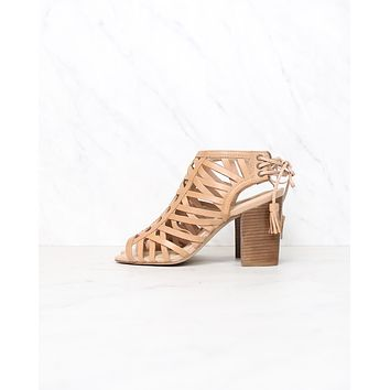 Sbicca - Geovana Women Cage Sandal in Blush