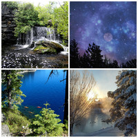FINE ART Photography - 4 locations with 4 sizes from which to choose including free USA shipping