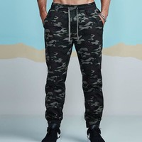 New Men's Casual Camo Pants Cotton Chino Jogger Pant Man Fitted Trace Twill Pants Male Camouflage Trousers