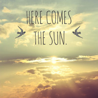 Here Comes The Sun Art Print by Sabine Doberer | Society6
