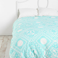 Urban Outfitters - Papercut Duvet Cover