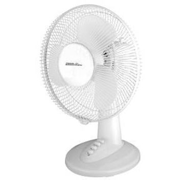 """12"""" Oscillating Table Fan - White - Room Essentials™ : Target"""