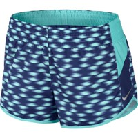 Nike Women's Printed Racer Running Shorts
