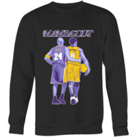 "Kobe Bryant ""Mamba Out"" Sweatshirt"