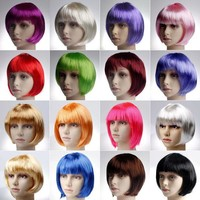 LMFONG On Sale Hot Deal Halloween Wigs Masquerade Props [9032991175]