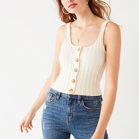 UO Tyra Tank Top Sweater | Urban Outfitters
