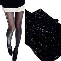 1 pcs Sexy Charming Shiny Pantyhose Glitter Stockings Womens Glossy Thin Tights Summer Hot Sale