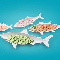 Fred and Friends Fish Food: Nesting Dishes