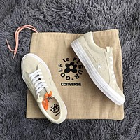 Converse one star X Golf le fleur TTC Sand Sneaker Shoes 35-44