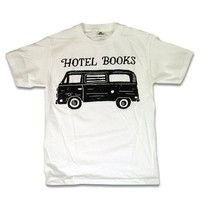 Bus White T-Shirt : IVR0 : MerchNOW - Your Favorite Band Merch, Music and More