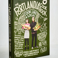 Quirky The Portlandia Cookbook by ModCloth