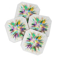 Mareike Boehmer Colorful 6 Y Coaster Set