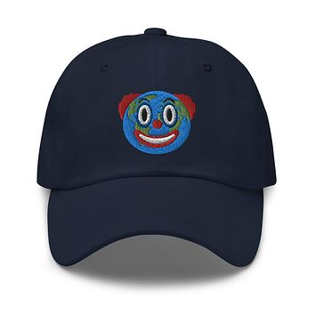Clown World Dad hat