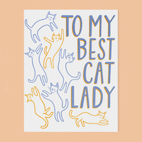 Cat Lady | The Good Twin