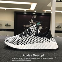 Adidas Originals Deerupt Solar Bird Solar Gray Men Sports Running Shoes