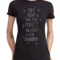 The Fault In Our Stars Extraordinary Girls T-Shirt