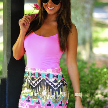 The Softest Tank Ever: Neon Pink | Hope's