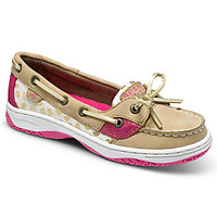 Girls' Angelfish Boat Shoes - Gold/Pink