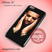 Drake The Rapper Phone case for iPhone 5C and another iPhone devices