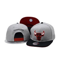 Perfect Chicago Bulls Women Men Embroidery Sports Hip Hop Cap Baseball Cap Hat