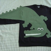See You Later Alligator sweatshirt unisex YOU CHOOSE size and color