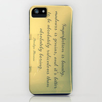 Marilyn iPhone Case by AuFish92024 | Society6
