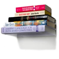 Conceal Invisible Bookshelf