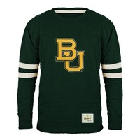 Baylor Bears Gameday Mascot Slub T-Shirt - Green