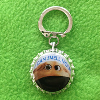 """The Dug Tag - Customized """"UP"""" Inspired Bottle Cap Dog Tag"""