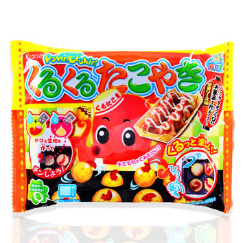 Japanese Handmade Delicious Candy Kracie Popin Cookin Snack Food Children Sweet Candy Healthy Food