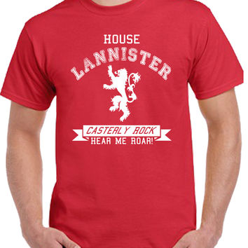 house lannister game of thronesT-shirt