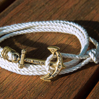 Deckhand Collection - Mooring Hitch - by Kiel James Patrick