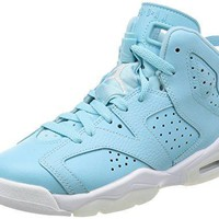 Nike Jordan Kids Air Jordan 6 Retro BG Basketball Shoe