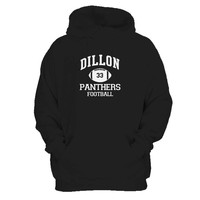Friday Night Lights Dillon Panthers Football Man's Hoodie