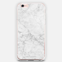 Marble - iPhone 6 {White}