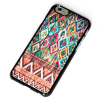 Beautiful Pattern iPhone 6 Case Wood Aztec Wooded Native iPhone Case