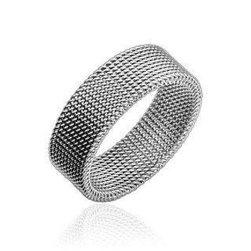 Summerset Ring - Sleek and Sophisticated Design Stainless Steel Flexible Screen Ring
