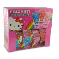 Hello Kitty Lollipop Ring (Pack of 24)