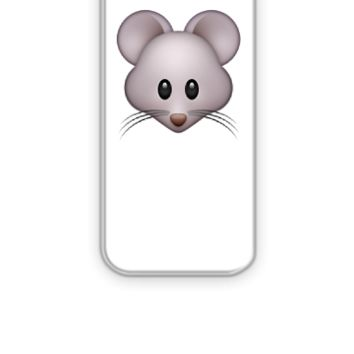 emojie mouse  - iPhone 5&5s Case