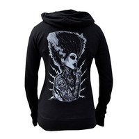 Lowbrow Art Company Demon Love Hoodie by artist Josh Stebbins