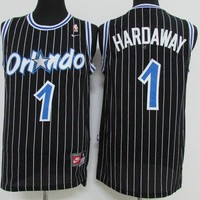 Orlando Magic #1 Anfernee Hardaway Swingman Jersey