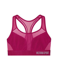 The Player by Victoria Sport Mesh Cutout Sport Bra - Victoria's Secret