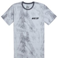 Nike SB Allover Shibori T-Shirt - Mens Tee