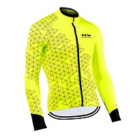 Road Cycling Jersey  Mans Long Sleeve Mountain Racing Bicycle Clothing  Wear