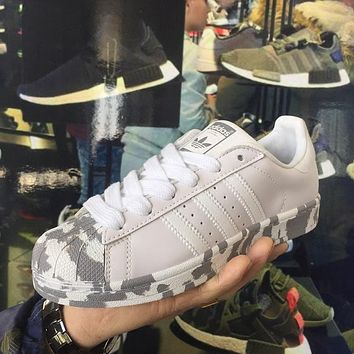 Adidas Originals Superstar Marble Classic Sneaker Sprot Shoes